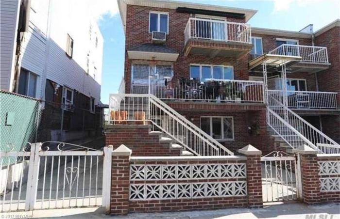 For sale by owner 187 bay 17th st brooklyn ny 11214 for Living room 86th street brooklyn ny