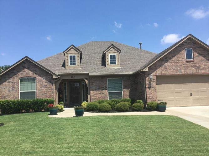 Home For Sale By Owner 114 E Elmira Pl Broken Arrow Ok 74012