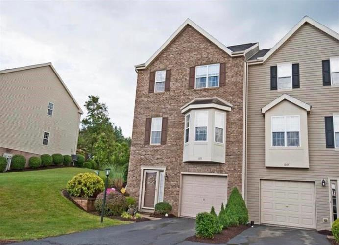 Home For Sale By Owner, 1055 Royal Dr, Canonsburg, PA, 15317